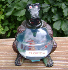 snow globe from Florida